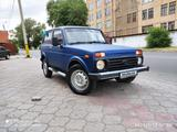 ВАЗ (Lada) 2121 Нива 2001 года за 1 000 000 тг. в Тараз – фото 3