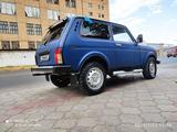 ВАЗ (Lada) 2121 Нива 2001 года за 1 000 000 тг. в Тараз – фото 4