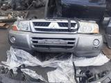 Двигатель Mitsubishi Pajero 3 6G75 3.8 за 900 000 тг. в Алматы – фото 3
