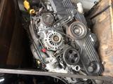 Двигатель ej20 субару за 980 тг. в Актобе