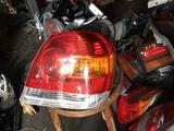 Задний фонари на Toyota Echo (1999-2005) за 30 000 тг. в Алматы – фото 5