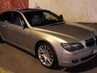 BMW 750 2006 года за 6 000 000 тг. в Алматы