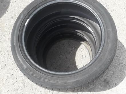 Резина 2 колеса 215/45 r17 Bridgestone из Японии за 27 000 тг. в Алматы – фото 3