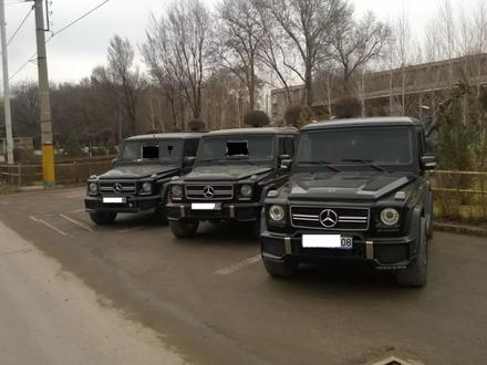 Запчасти на Гелендваген G463 в Алматы – фото 35