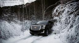 Cadillac Escalade 2018 года за 28 000 000 тг. в Алматы – фото 2