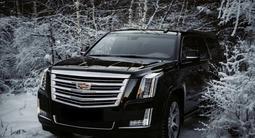 Cadillac Escalade 2018 года за 28 000 000 тг. в Алматы – фото 3