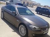 BMW 523 2011 года за 6 100 000 тг. в Актау – фото 2
