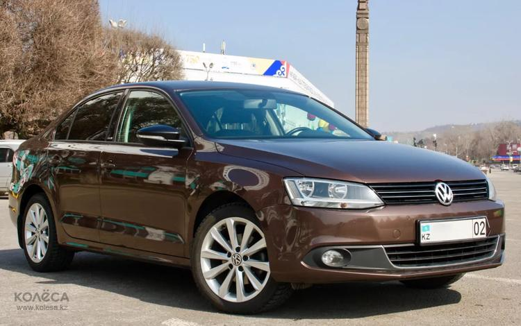 Volkswagen Jetta 2014 года за 4 399 000 тг. в Алматы