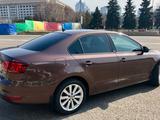 Volkswagen Jetta 2014 года за 4 499 000 тг. в Алматы – фото 4