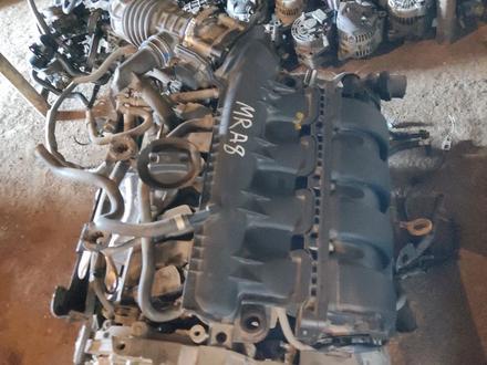 Контрактный двигатель nissan Tiida Sentra MRA8 за 450 000 тг. в Алматы – фото 2