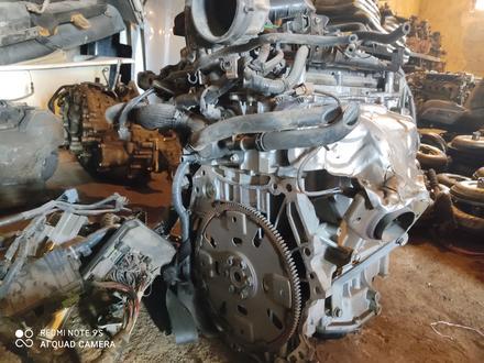 Контрактный двигатель nissan Tiida Sentra MRA8 за 450 000 тг. в Алматы – фото 4