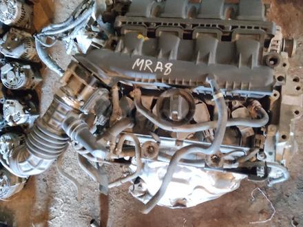 Контрактный двигатель nissan Tiida Sentra MRA8 за 450 000 тг. в Алматы – фото 5