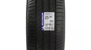 Шины Michelin 225/50/r17 Primacy 4 за 58 500 тг. в Алматы