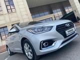 Hyundai Accent 2019 года за 7 350 000 тг. в Караганда