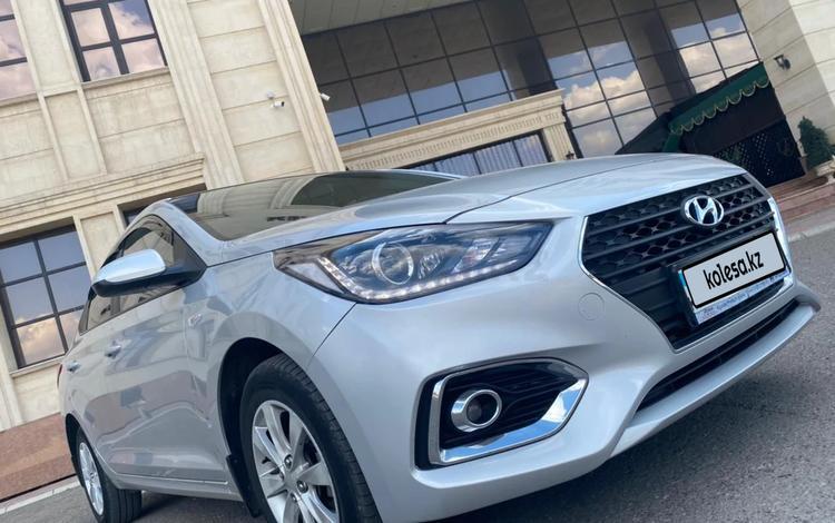 Hyundai Accent 2019 года за 7 500 000 тг. в Караганда