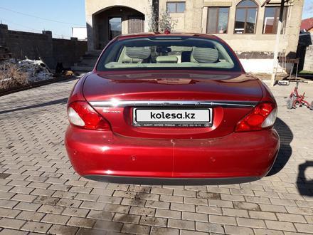 Jaguar X-Type 2008 года за 3 900 000 тг. в Алматы – фото 2