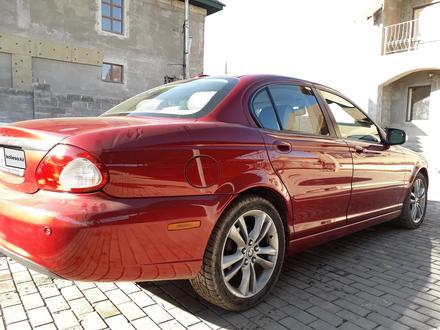 Jaguar X-Type 2008 года за 3 900 000 тг. в Алматы – фото 3