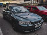 Volvo S60 2002 года за 3 600 000 тг. в Алматы