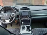 Toyota Camry 2012 года за 5 000 000 тг. в Кордай – фото 2