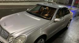 Mercedes-Benz E 240 2002 года за 4 700 000 тг. в Кокшетау – фото 4