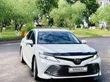 Toyota Camry 2019 года за 13 500 000 тг. в Нур-Султан (Астана) – фото 2