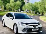 Toyota Camry 2019 года за 13 500 000 тг. в Нур-Султан (Астана) – фото 4