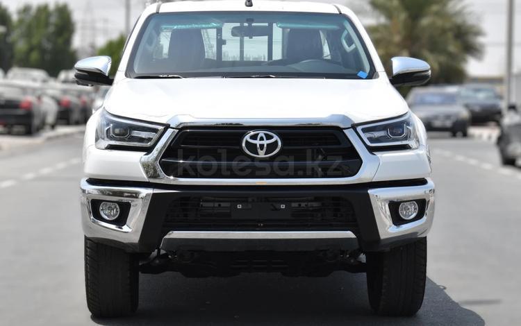Toyota Hilux 2021 года за 19 800 000 тг. в Шымкент