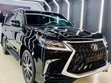 Lexus LX 570 2020 года за 55 000 000 тг. в Атырау – фото 2