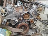 Мотор по частям на ауди 100 1992г обьм 2.6 за 50 000 тг. в Уральск