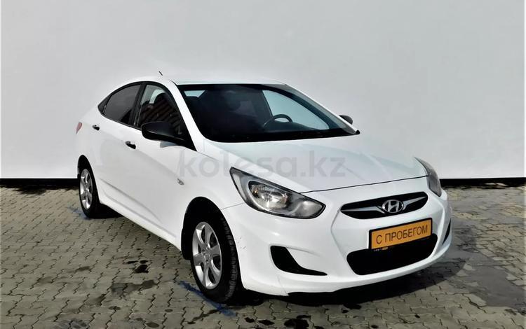 Hyundai Accent 2011 года за 3 200 000 тг. в Актау