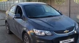 Chevrolet Aveo 2018 года за 6 500 000 тг. в Усть-Каменогорск