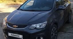 Chevrolet Aveo 2018 года за 6 500 000 тг. в Усть-Каменогорск – фото 2