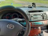 Toyota Camry 2004 года за 3 600 000 тг. в Костанай – фото 5