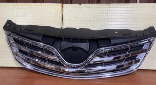 Решётка радиатора — Toyota Corolla 2010-2013 Euro (хром) за 16 000 тг. в Алматы