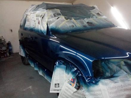 Мелкосрочный ремонт кузова в Алматы – фото 10