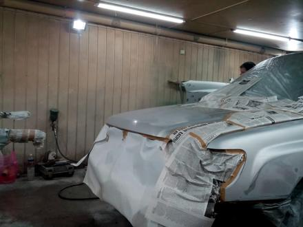 Мелкосрочный ремонт кузова в Алматы – фото 11