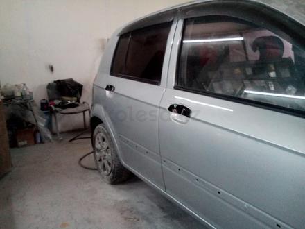 Мелкосрочный ремонт кузова в Алматы – фото 17