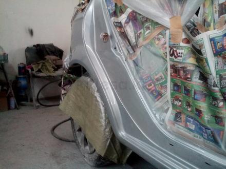 Мелкосрочный ремонт кузова в Алматы – фото 18