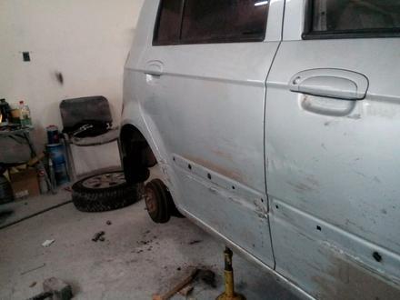 Мелкосрочный ремонт кузова в Алматы – фото 19