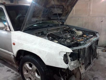 Мелкосрочный ремонт кузова в Алматы – фото 3