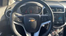 Chevrolet Aveo 2017 года за 6 100 000 тг. в Усть-Каменогорск – фото 3