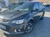 Chevrolet Aveo 2017 года за 6 100 000 тг. в Усть-Каменогорск