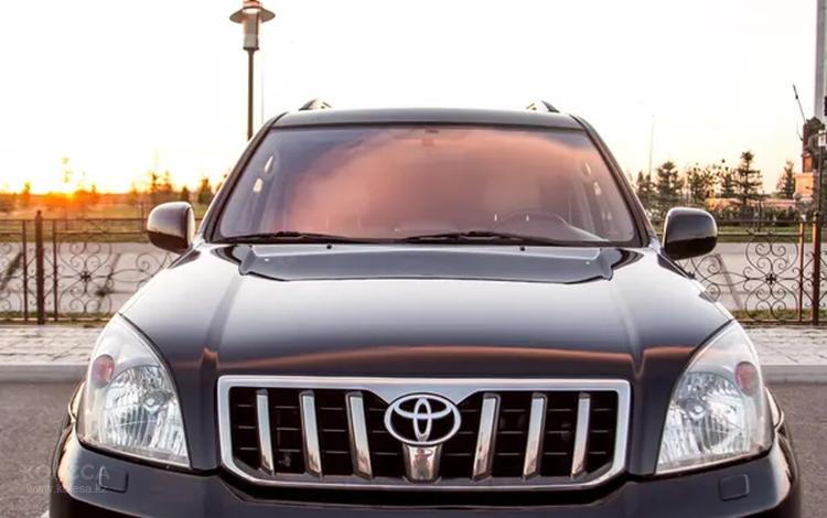 Toyota Land Cruiser Prado 2008 года за 11 500 000 тг. в Тараз