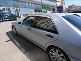 Mercedes-Benz S 420 1997 года за 3 200 000 тг. в Нур-Султан (Астана)