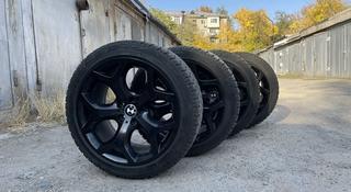 Оригинальные диски r20 BMW 214 стиль с комплектом зимней резины за 750 000 тг. в Шымкент