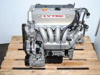 Мотор К24 Двигатель Honda CR-V (хонда СРВ) двигатель 2, 4… за 97 600 тг. в Алматы