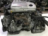 Двигатель Toyota 1MZ-FE V6 3.0 VVT-i four cam 24 за 550 000 тг. в Актобе – фото 4