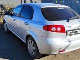 Chevrolet Lacetti 2009 года за 1 600 000 тг. в Атырау – фото 5