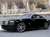 Rolls-Royce Wraith 2016 года за 110 000 000 тг. в Нур-Султан (Астана) – фото 2