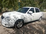 ВАЗ (Lada) 2170 (седан) 2013 года за 1 850 000 тг. в Шымкент – фото 5
